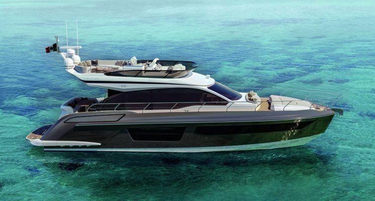 Du thuyền Azimut 53