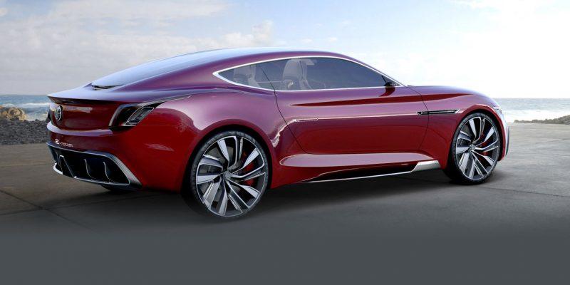 MG Coupe