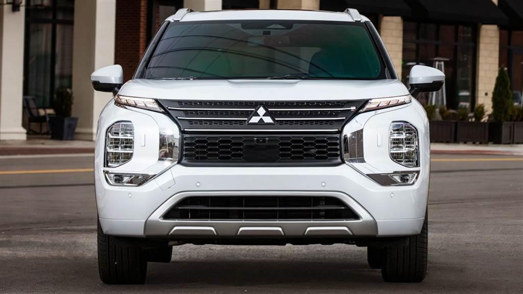 Mitsubishi Outlander mới