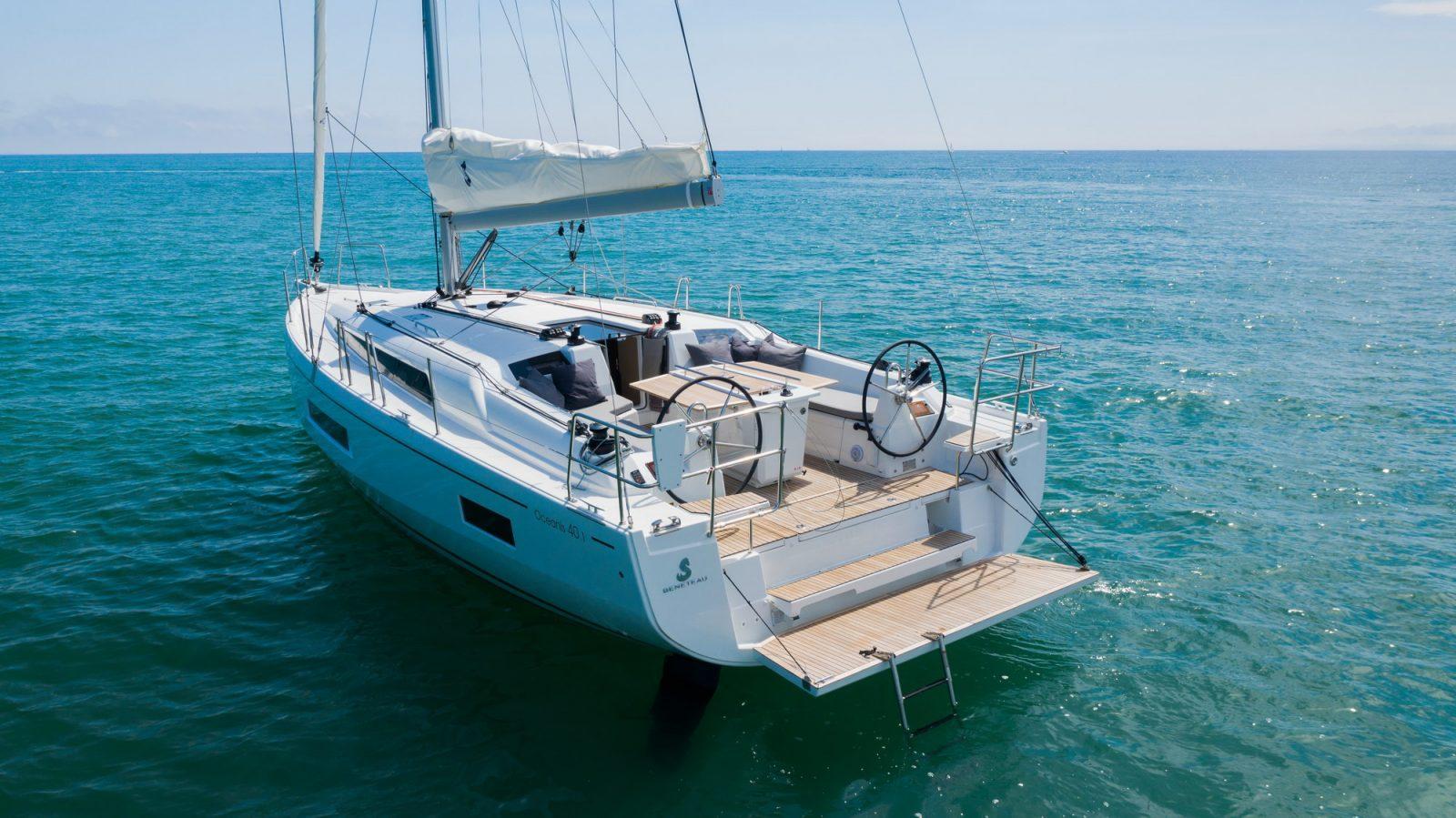 Du thuyền Beneteau Oceanis 40.1