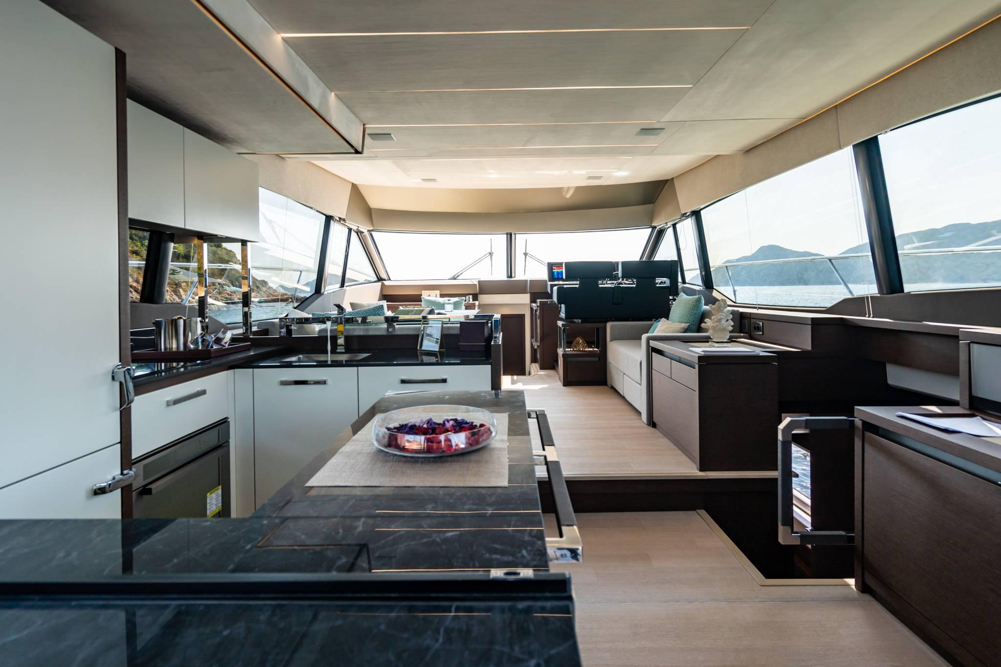 Du thuyền Prestige 630