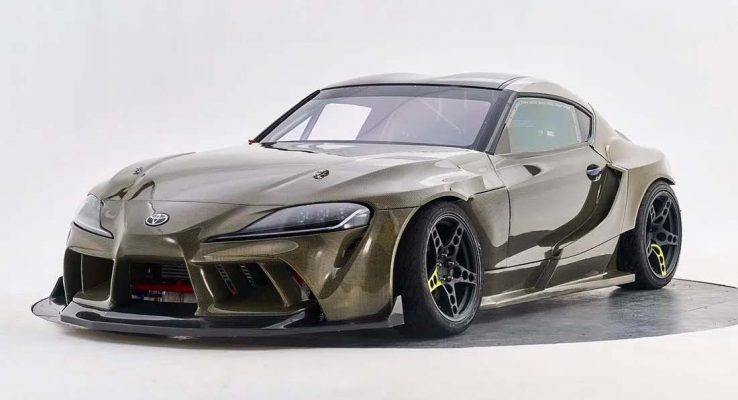 Toyota Supra Drift