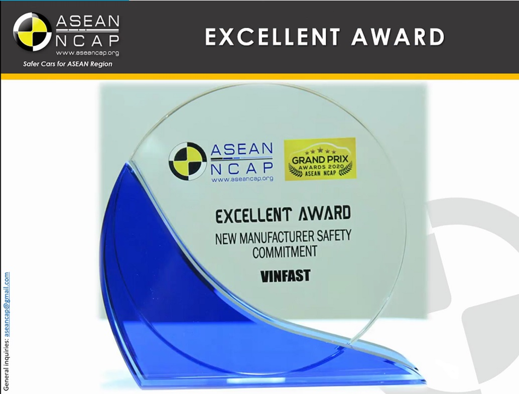 VinFast Asean NCAP