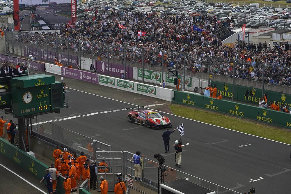 Ferrari Le Mans Hypercar