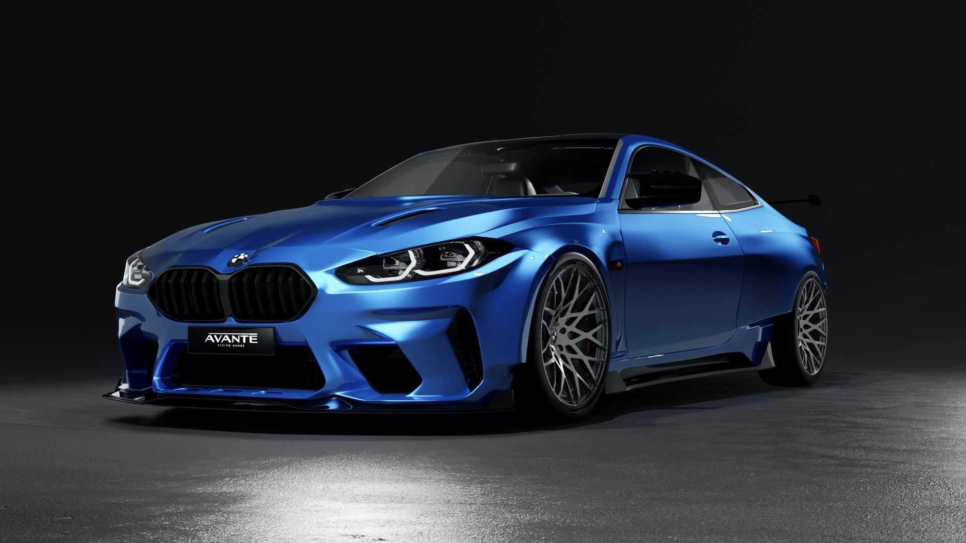 Avante Design bodykit BMW M4