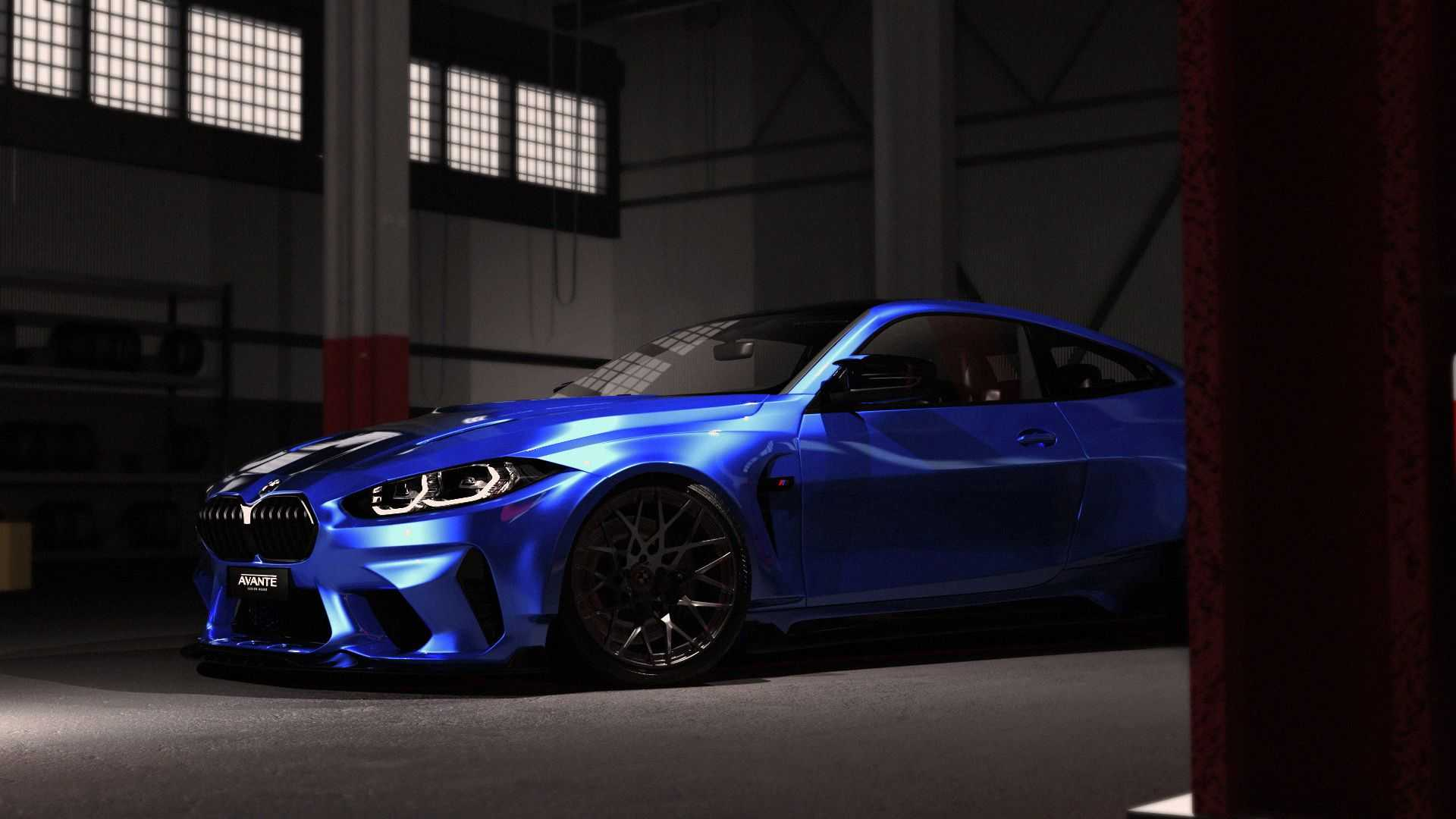Avante Design bodykit BMW M4