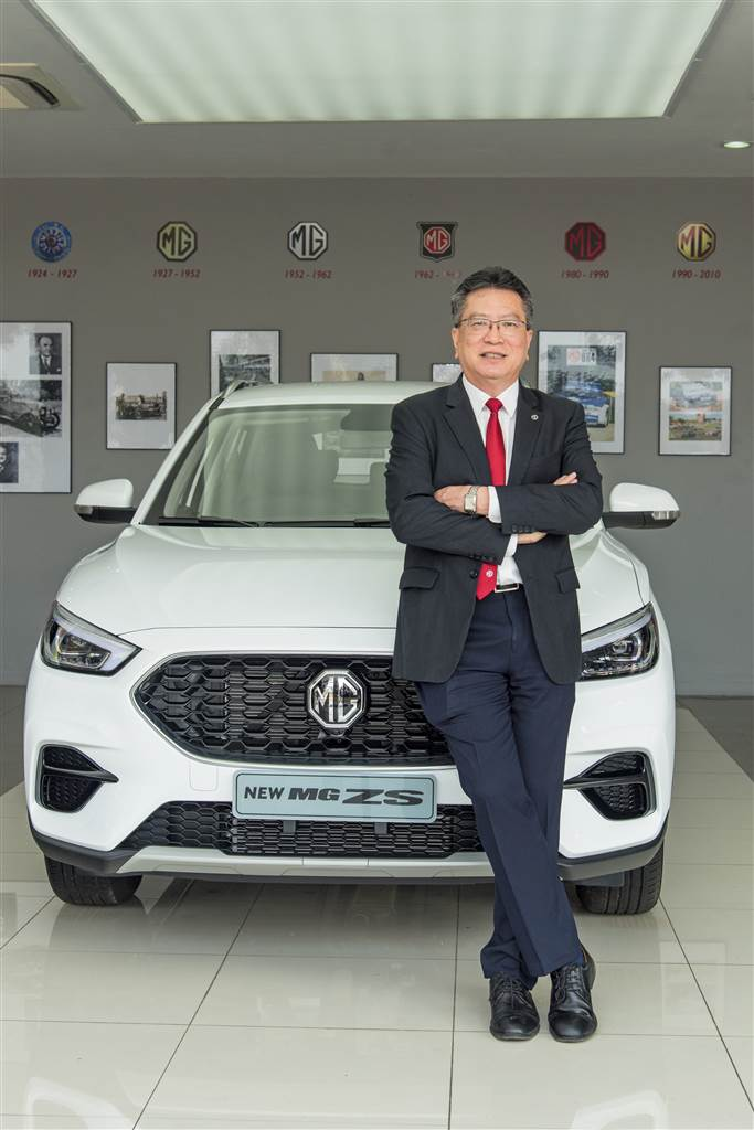 MG ZS Smart Up STD+