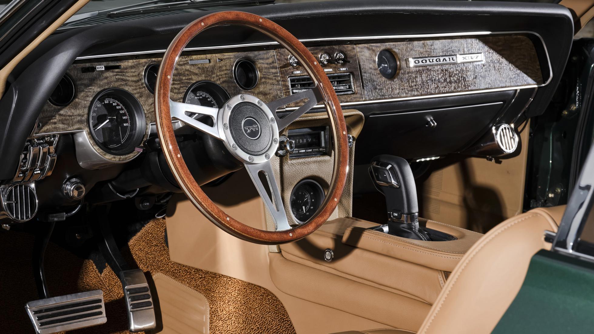 Mecury Cougar 1967