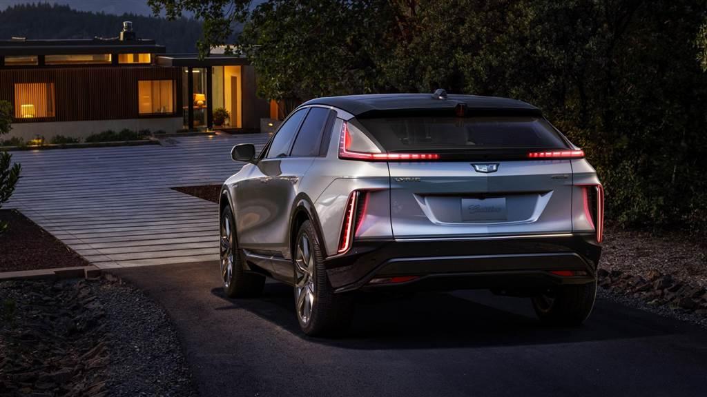 Cadillac Lyriq EV