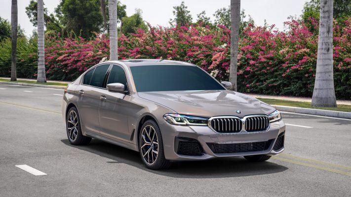 BMW 5 Series mới