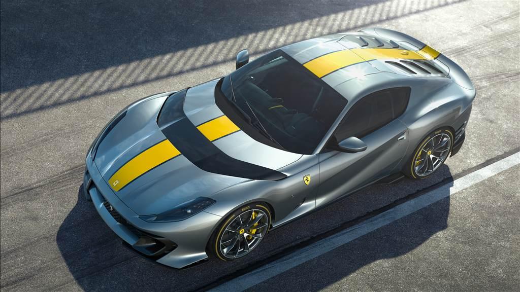 Ferrari 812 Superfast V12