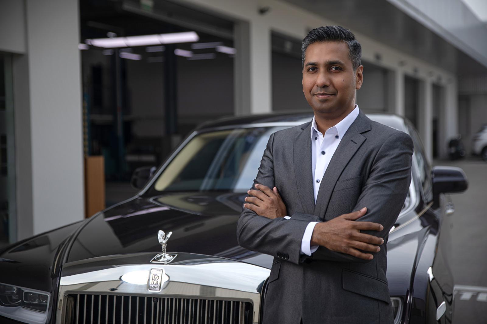Rolls-Royce Motor Car Ha Noi