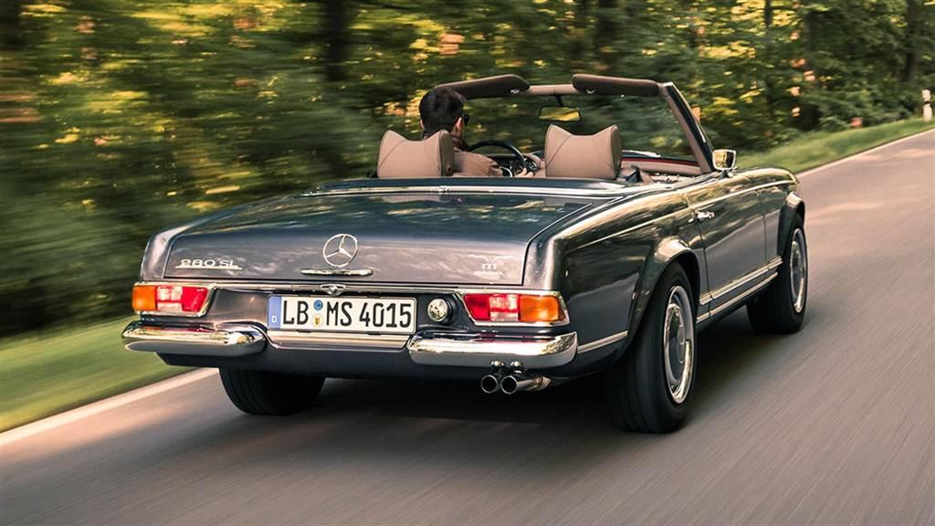 Mercedes cổ SL