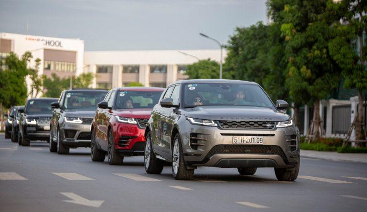 Trải nghiệm Jaguar Land Rover