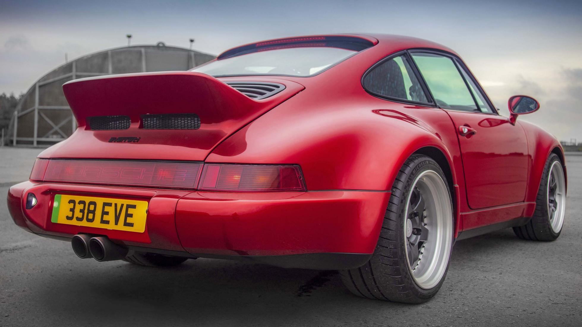 Porsche 911 điện