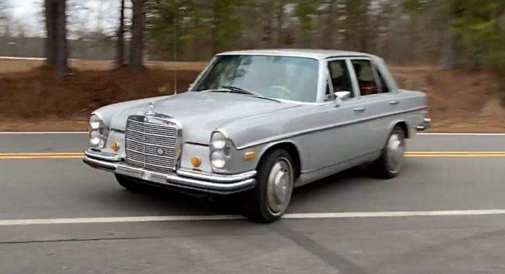 Xe điện Mercedes