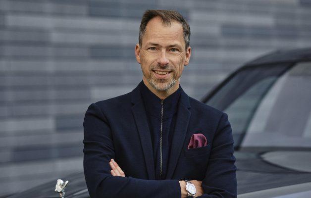 Giám đốc thiết kế Rolls-Royce