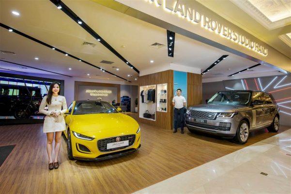 Jaguar Land Rover Studio Hà Nội