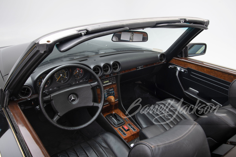 Mercedes-Benz 380SL Roadster 1981