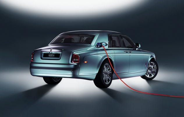 Rolls-Royce điện