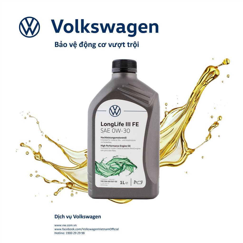 Nhớt Volkswagen
