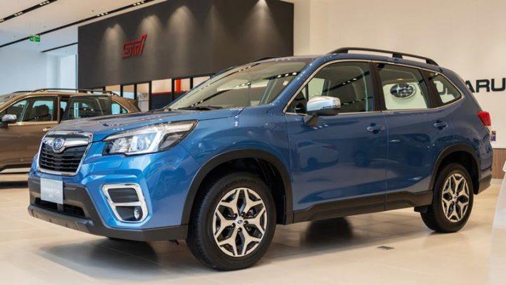 Subaru Ưu đãi tháng 5