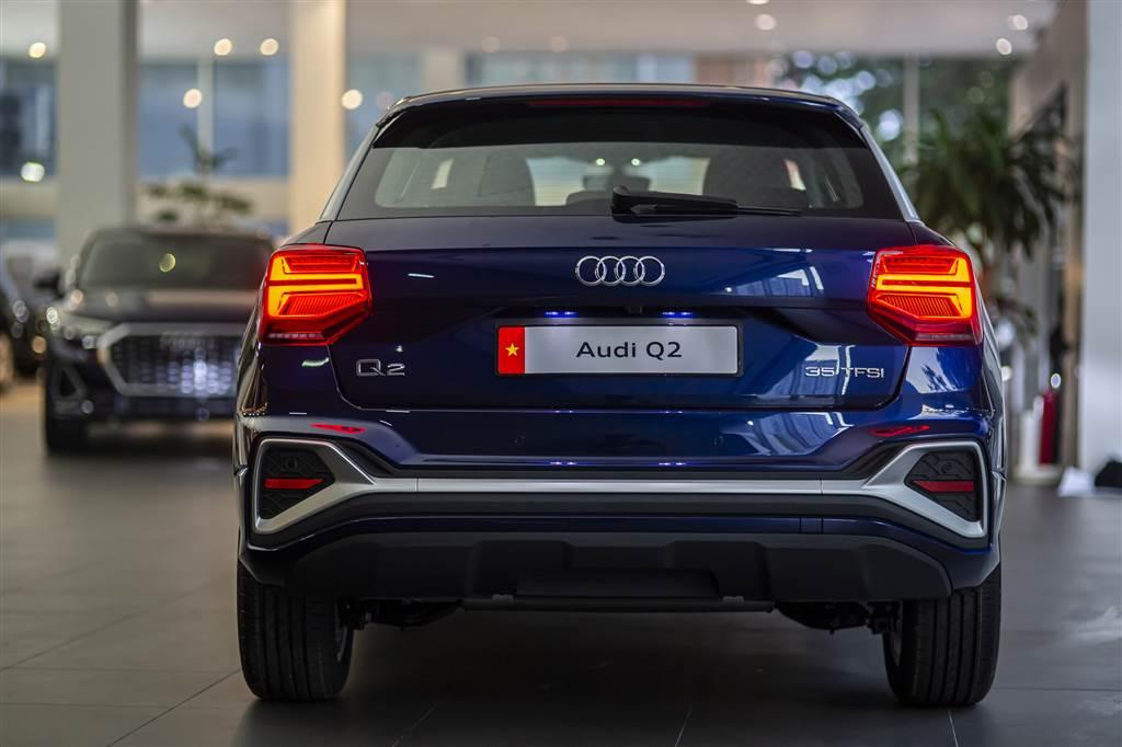 Ra mắt Audi Q2