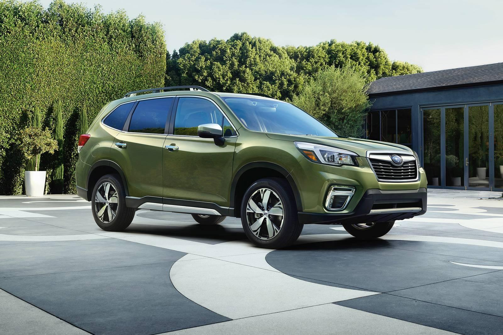 Subaru ưu đãi
