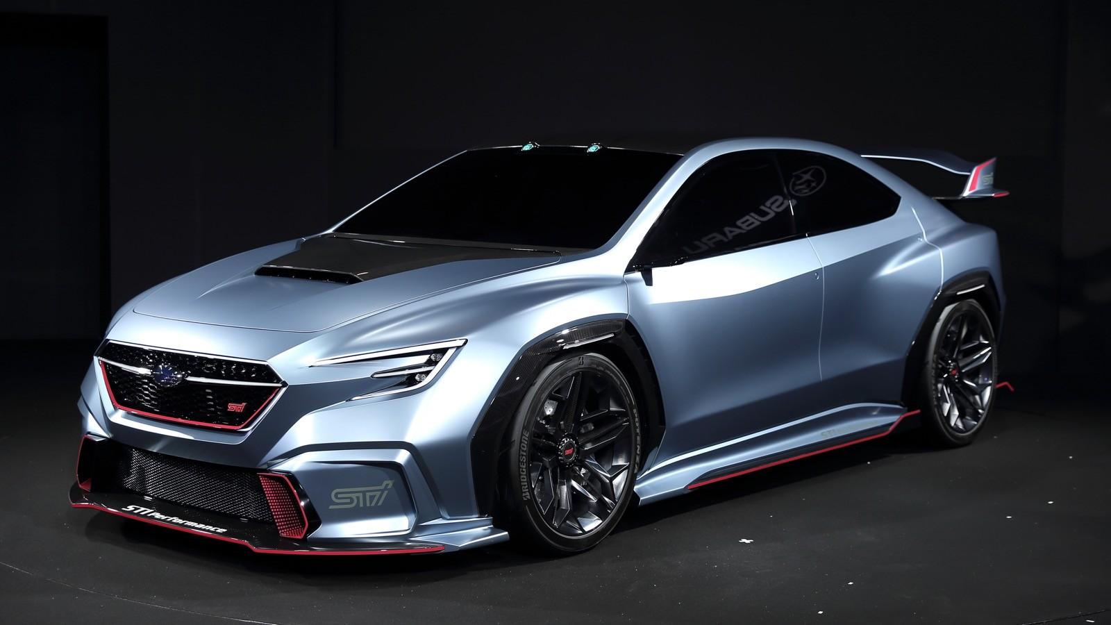 Subaru WRX STI 2022