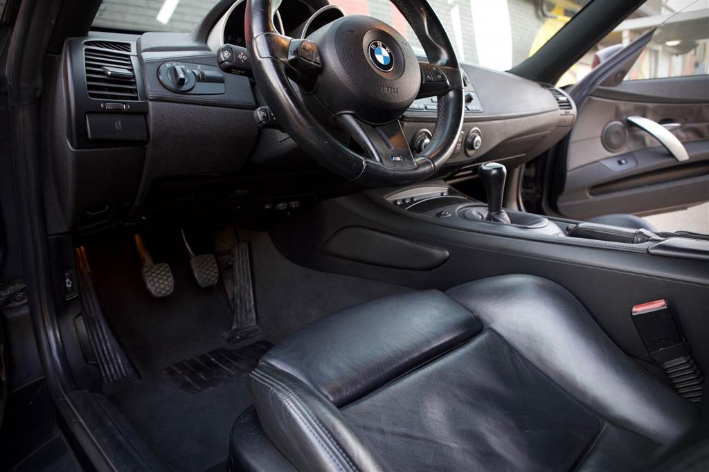 BMW Z4 off-road