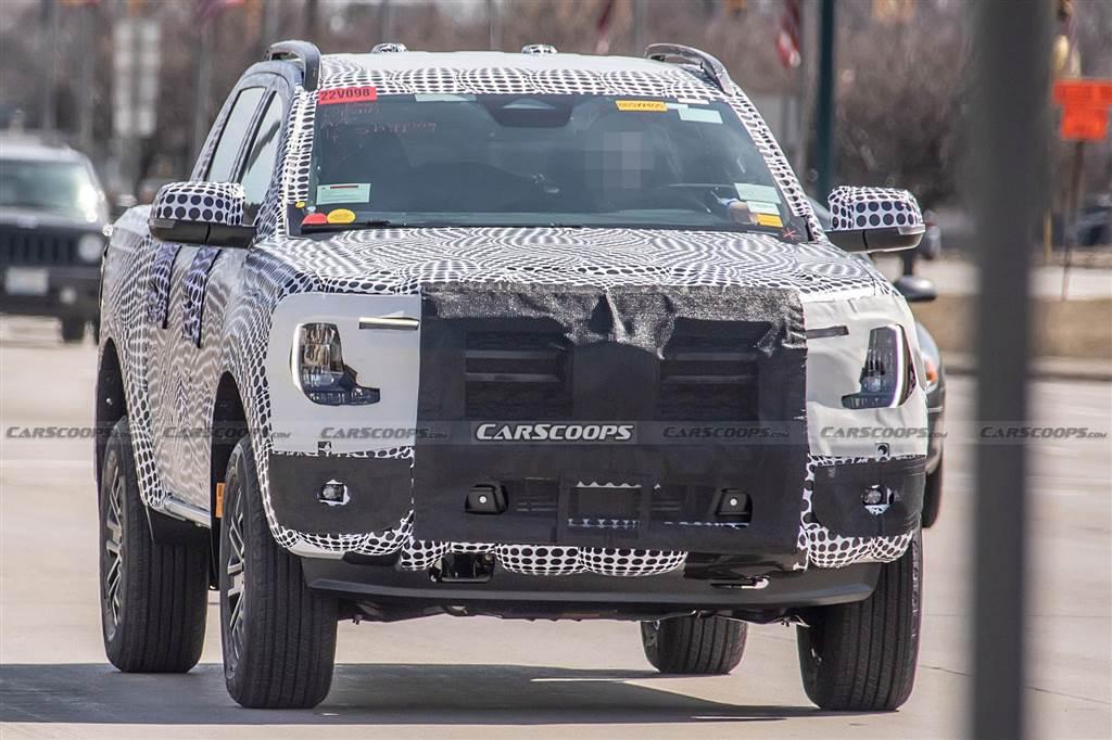 Ford Ranger mới
