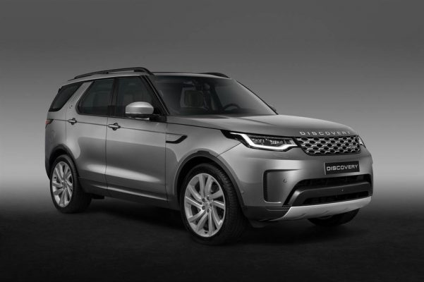 Land Rover Discovery mới