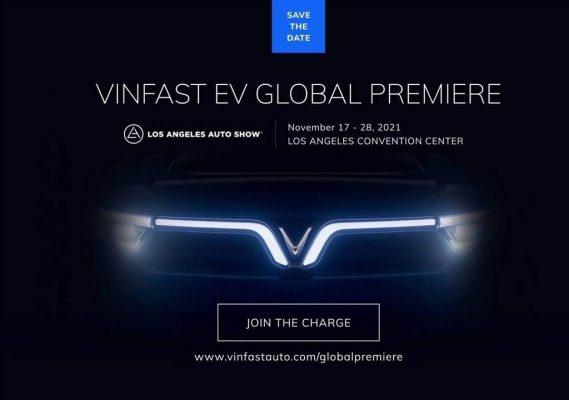 VinFast cũng là hãng xe điện duy nhất đến từ Việt Nam tham dự Los Angeles Auto Show 2021 (diễn ra từ ngày 19-28/11/2021).